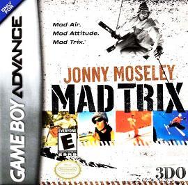 Jonny Moseley Mad Trix - GBA - Used