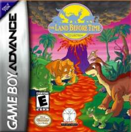 Land Before Time Collection - GBA - Used