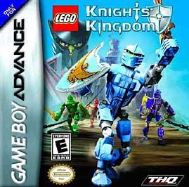 LEGO Knights' Kingdom - GBA - Used