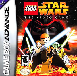 LEGO Star Wars: The Video Game - GBA - Used
