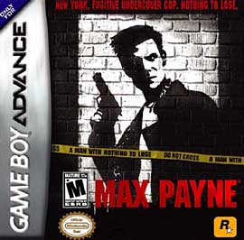 Max Payne - GBA - Used