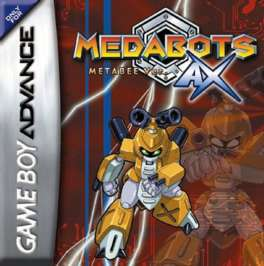 Medabots AX: Metabee Version - GBA - Used