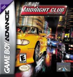 Midnight Club: Street Racing - GBA - Used