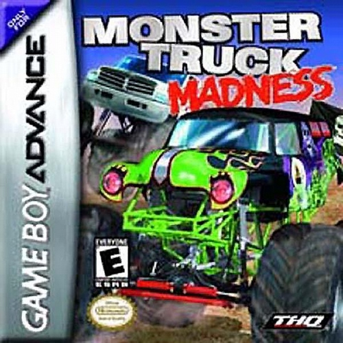 Monster Truck Madness - GBA - Used