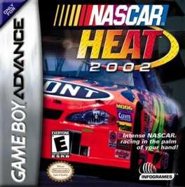 NASCAR Heat 2002 - GBA - Used