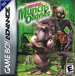 Oddworld: Munch's Oddysee - GBA - Used