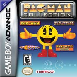 Pac-Man Collection - GBA - Used