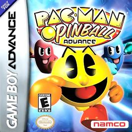 Pac-Man Pinball Advance - GBA - Used