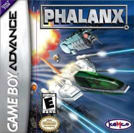 Phalanx - GBA - Used