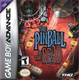 Pinball of the Dead - GBA - Used