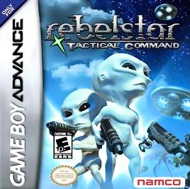 Rebelstar Tactical Command - GBA - Used