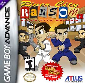 River City Ransom EX - GBA - Used