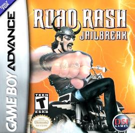 Road Rash: Jailbreak - GBA - Used