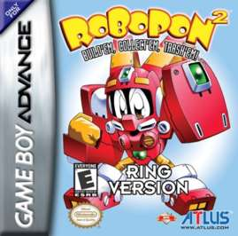 Robopon 2: Ring Version - GBA - Used