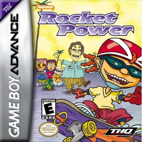 Rocket Power: Dream Scheme - GBA - Used