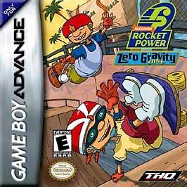 Rocket Power: Zero Gravity Zone - GBA - Used