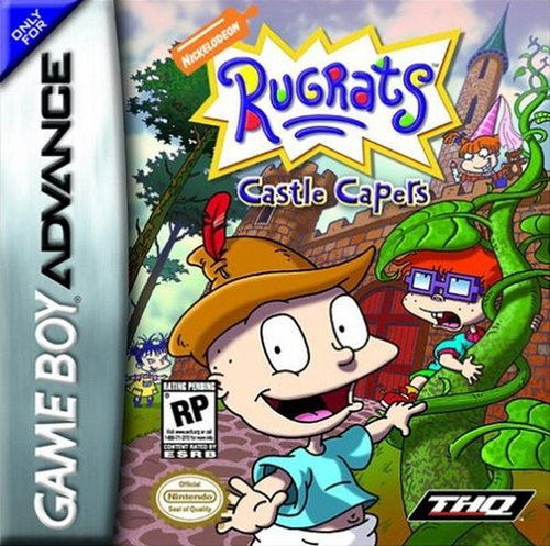 Rugrats: Castle Capers - GBA - Used