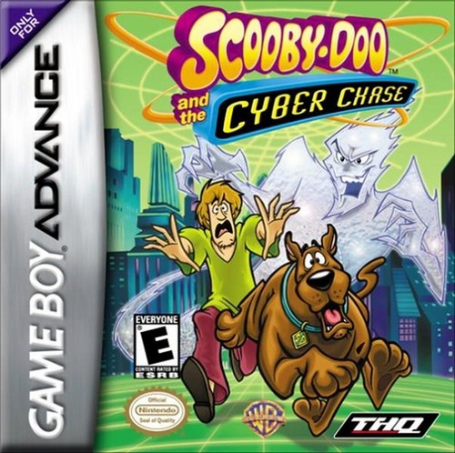 Scooby-Doo and the Cyber Chase - GBA - Used