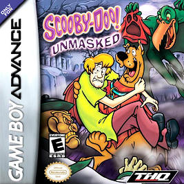 Scooby-Doo! Unmasked - GBA - Used