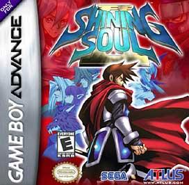 Shining Soul II - GBA - Used