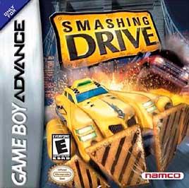 Smashing Drive - GBA - Used