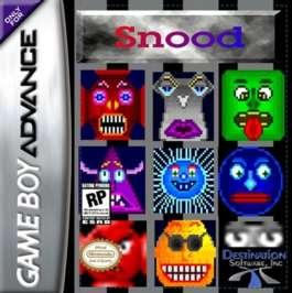 Snood - GBA - Used