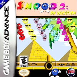 Snood 2: On Vacation - GBA - Used