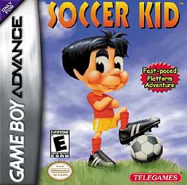 Soccer Kid - GBA - Used
