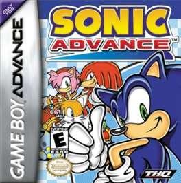 Sonic Advance - GBA - Used
