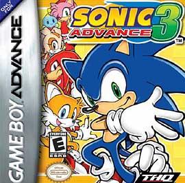 Sonic Advance 3 - GBA - Used