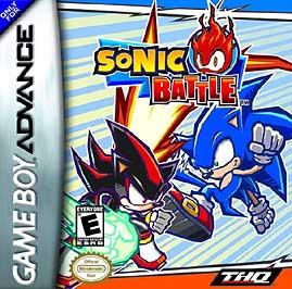 Sonic Battle - GBA - Used
