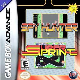 Spy Hunter / Super Sprint - GBA - Used