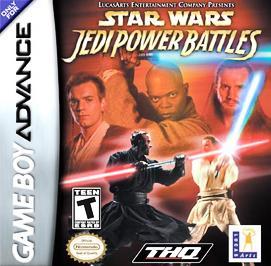 Star Wars: Jedi Power Battles - GBA - Used