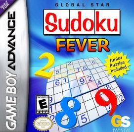Sudoku Fever - GBA - Used