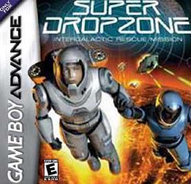 Super Dropzone - GBA - Used