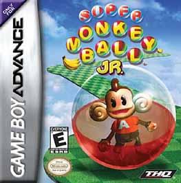 Super Monkey Ball - GBA - Used