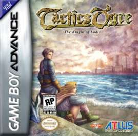 Tactics Ogre: The Knight of Lodis - GBA - Used