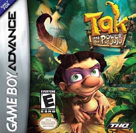 Tak and the Power of Juju - GBA - Used
