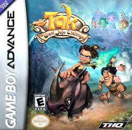 Tak: The Great Juju Challenge - GBA - Used