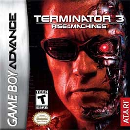 Terminator 3: Rise of the Machines - GBA - Used