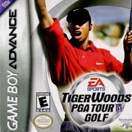 Tiger Woods PGA Tour Golf - GBA - Used