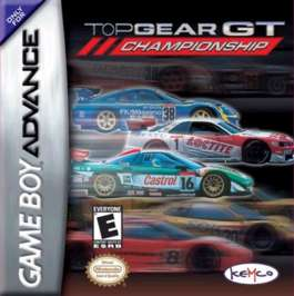 Top Gear GT Championship - GBA - Used