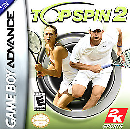 Top Spin 2 - GBA - Used