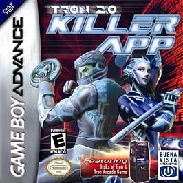 TRON 2.0: Killer App - GBA - Used