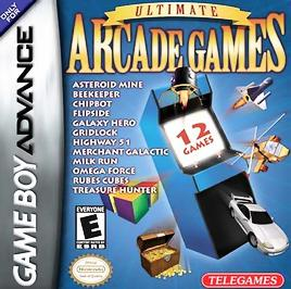 Ultimate Arcade Games - GBA - Used