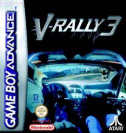 V-Rally 3 - GBA - Used