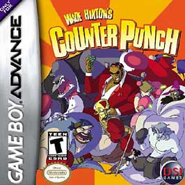Wade Hixton's Counter Punch - GBA - Used