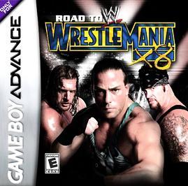 WWE Road to WrestleMania X8 - GBA - Used