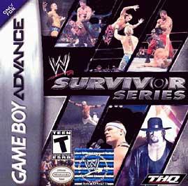 WWE Survivor Series - GBA - Used