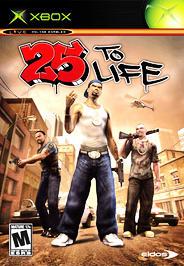 25 To Life - XBOX - Used